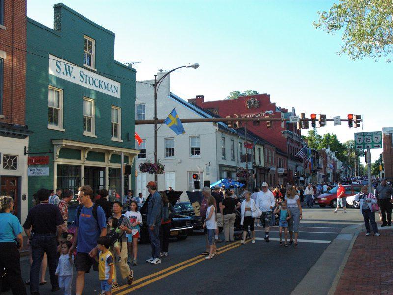 Town of Leesburg