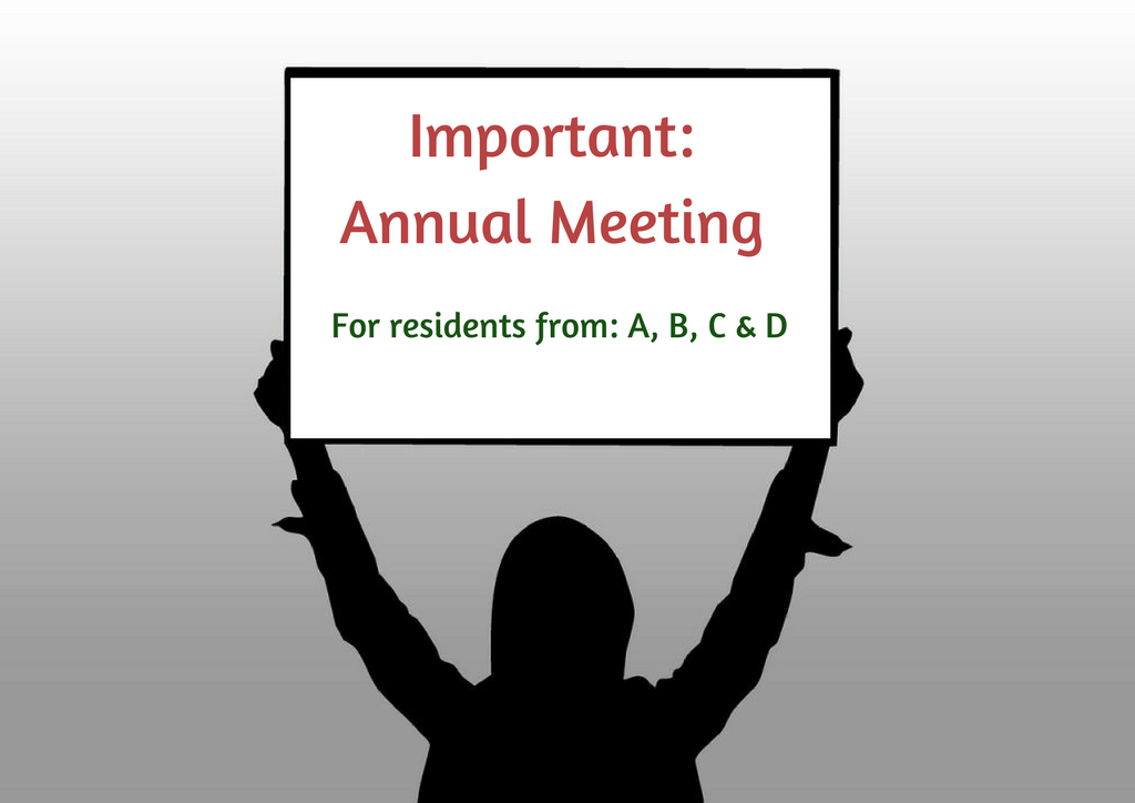 East Stratford HOA annual meeting