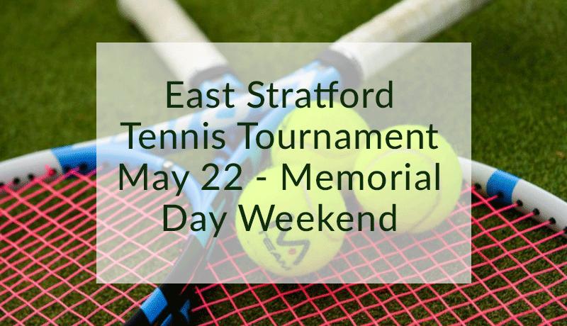 East Stratford Tennis