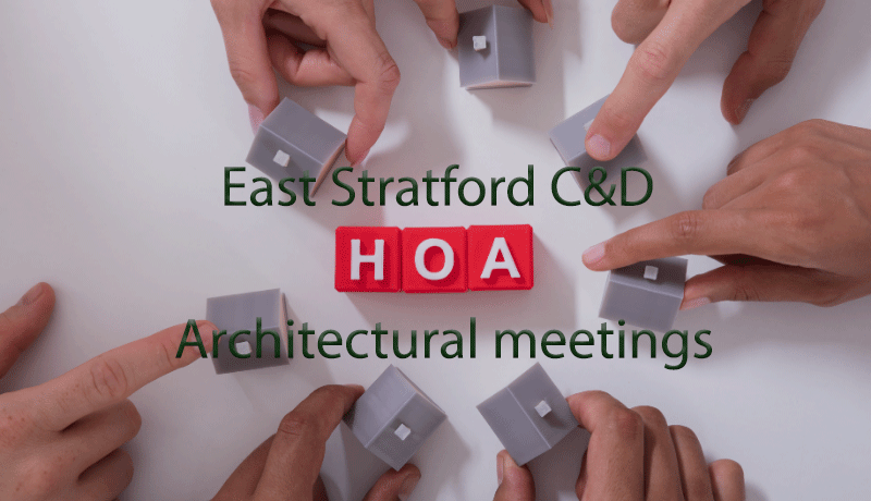 East Stratford architectural