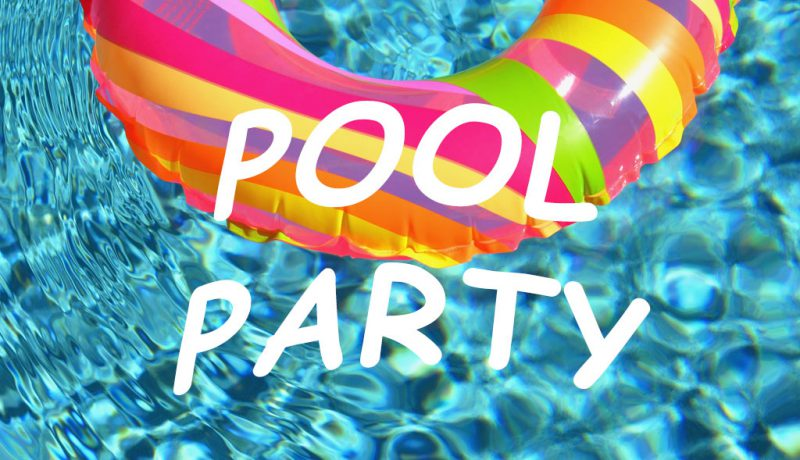 East Stratford Pool Party