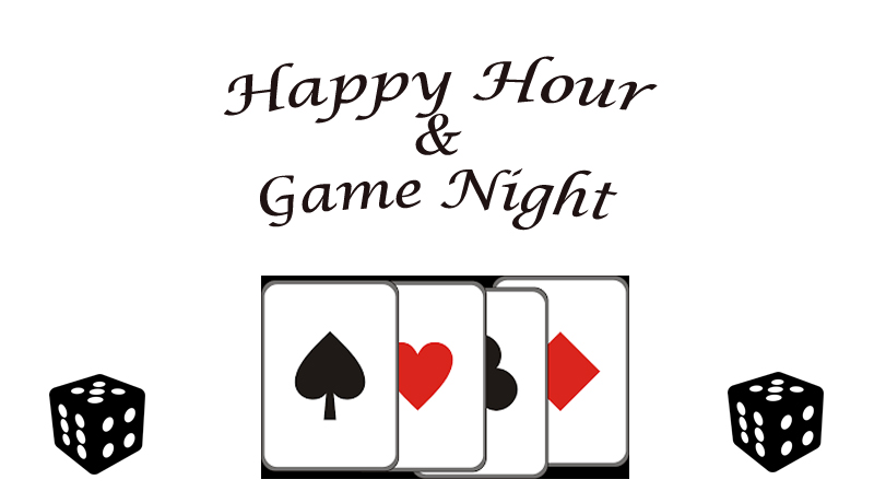 East Stratford HOA Happy Hour and Game Night